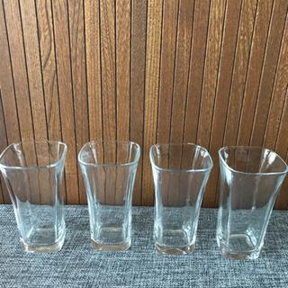 018 グラス 小さめ 4つセット