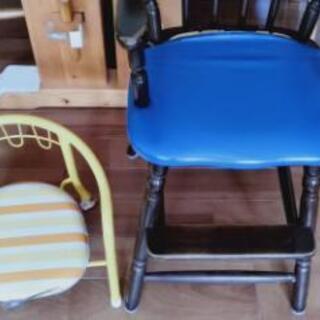 赤ちゃん椅子2つセット