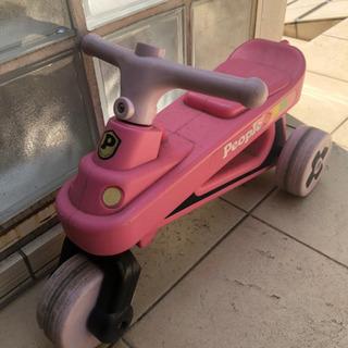 幼児用 三輪車 お譲りします