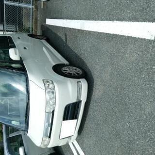 【車検🈶】17年式タントカスタムターボL350【ジャンク、部品取りに】