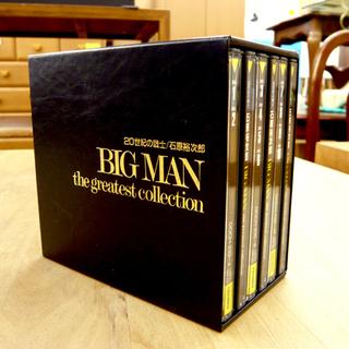 CD10枚セット 石原裕次郎 BIG MAN 10枚組 歌詞解説...