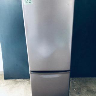 ✨高年式✨902番 Panasonic✨ノンフロン冷凍冷蔵庫✨N...