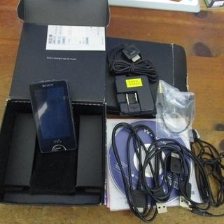 Sony ウォークマン NW-X1060 ブラック 32GB 元...