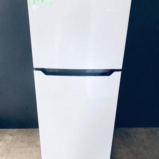 ✨高年式✨906番 Hisense✨2ドア冷凍冷蔵庫✨HR-B1...