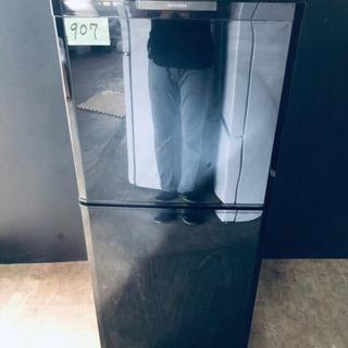 907番 三菱✨ノンフロン冷凍冷蔵庫✨MR-14P-B‼️