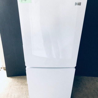 ✨高年式✨910番 haier✨冷凍冷蔵庫✨JR-NF148A‼️