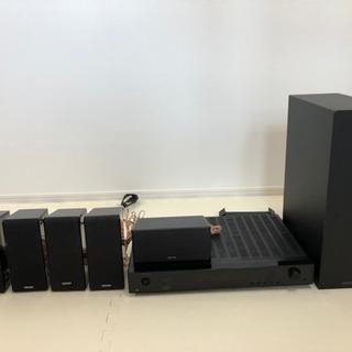 DENON  ACV S511HD. ⒌1ch対応ホームシアター...