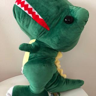でかでか恐竜セット(レッド)(グリーン)