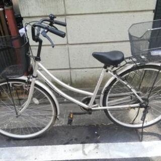 🔴🔵早い者勝ち🌕26インチ、自転車、綺麗です!🌕一番早く高円寺展...
