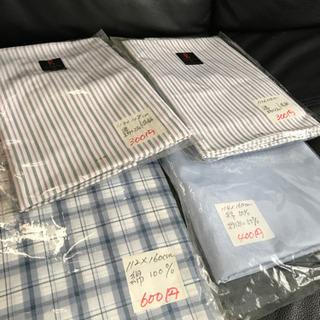ワイシャツの生地セット 新品