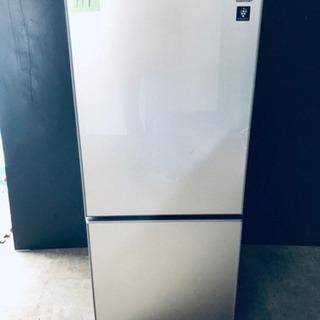 ✨高年式✨911番 シャープ✨ノンフロン冷凍冷蔵庫✨SJ-GD1...