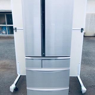 ‼️大容量‼️913番 Panasonic✨ノンフロン冷凍冷蔵庫...