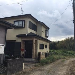 オーナーチェンジ!利回り15.42%☆山武市横田売戸建て