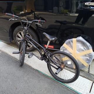 【取引中】自転車BMX(タイヤ付き)