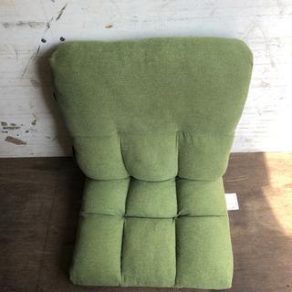 0809-14 座椅子 緑