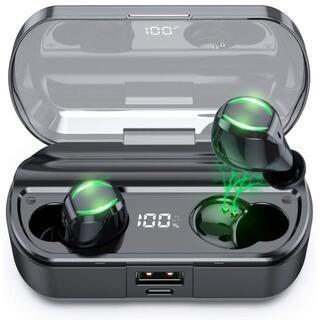 Bluetooth イヤホン Hi-Fi 高音質 5.0 EDR...