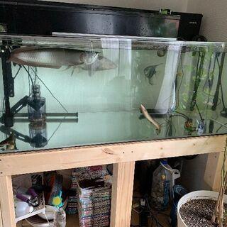 120cm水槽・水槽台セット