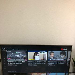 HJ50N5000 液晶テレビ シルバー [50V型 /4…