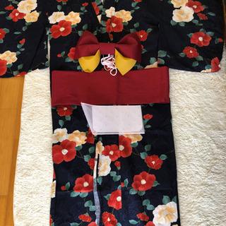 浴衣➕帯のセット