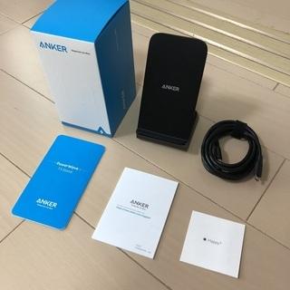 【ワイヤレス充電器】Anker PowerWave 7.5 St...