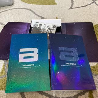 BIGBANG ALIVE2012 MAKINGCOLLECTION