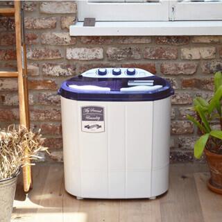 新品/洗濯機/二槽式/洗濯/3.6kg/脱水/2kg/コンパクト...