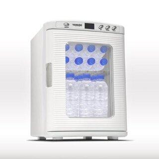 新品/温冷庫/25L冷温庫/ホワイト/クールボックス/ウォ…