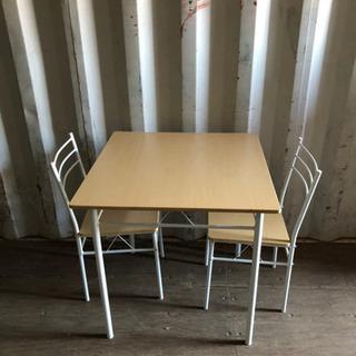 0809-21 ダイニングセット 椅子 二脚