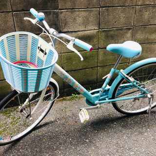 小学生 女児用自転車