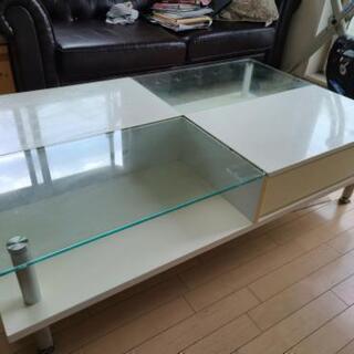 【決まりました!】収納付きテーブル