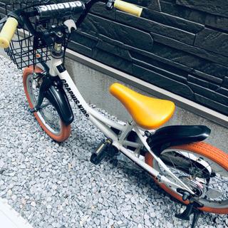お取引中   16インチ 子供用自転車 差し上げます
