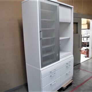 キッチンボード 幅120.5×奥行53.5×高さ200.5cm ...