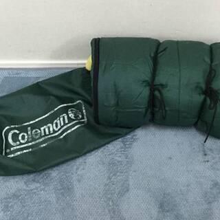 コールマン 寝袋 スリーピングバッグー二人分