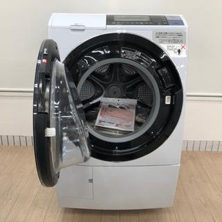 【安心6ヶ月保証付】HITCHI ドラム式洗濯機 11.0kg ...