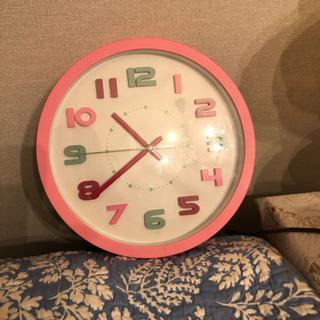 壁掛け時計 ニトリ