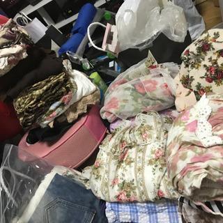 ブラ有り☆M〜Lサイズ130着以上服袋