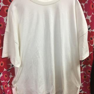 レディース Tシャツ ホワイト 白 トップス 新品