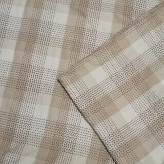 日本製 コットン100% ベッドカバー