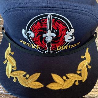 海上自衛隊護衛艦いずも部隊帽 非売品