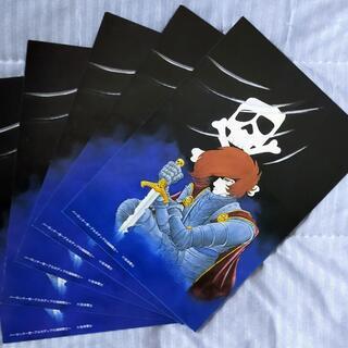 最値下げ【超レアコレクション】松本零士の世界展 ADカード 5枚セット