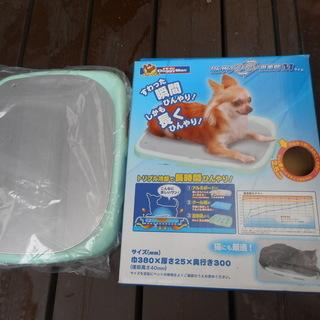 イヌ ネコ ウサギ 暑い夏を凌ぐ≪冷却盤≫ ひんやりマット