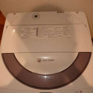 5.5kg  SHARP製 洗濯機