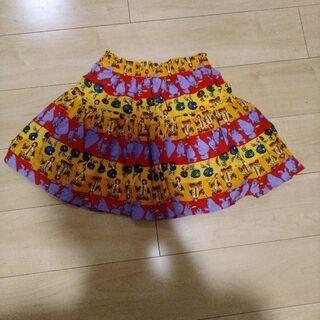 マクドナルド風 スカート
