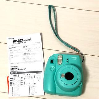 FUJIFILM インスタントカメラ チェキ instax mini8