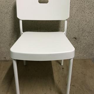 IKEA イケア HERMAN ヘルマンチェア チェア ホワイト...