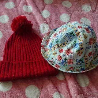 春夏、秋冬 帽子
