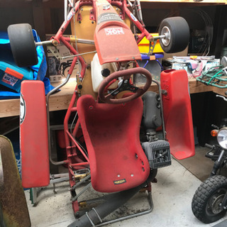 レーシングカート ゴーカート 本体 スイス ハットレス