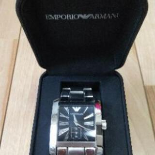 EMPORIO ARMANI 腕時計 最終価格