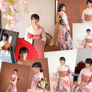 成人式前撮りに♪神戸で成人式の写真を撮るなら三宮写真室で☆ご予約...