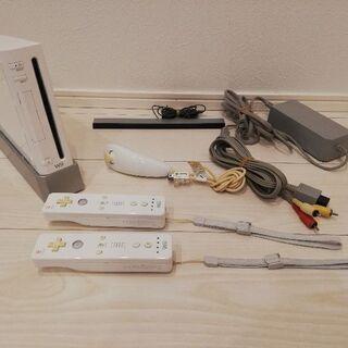 Wii 本体+付属品セット
